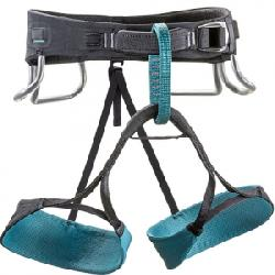 Black Diamond Zone Harness - Women's Dark Caspian Lg