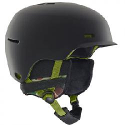 Anon Highwire Helmet - Men's Black Camo Xl