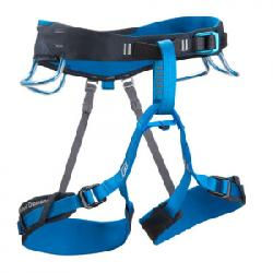 Black Diamond Aspect Harness Deep Blue Sm