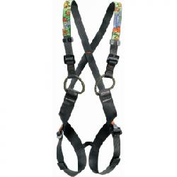 Petzl Simba Harness - Kid's Black Multi One Size