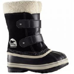 Sorel Children's 1964 Pac Strap Boot Black 13