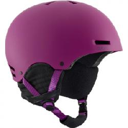 Anon Greta Helmet - Women's Purple Lg