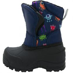 Northside Toddler Flurrie Snow Boots Navy/multi 9