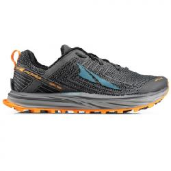 Altra Timp 1.5 Trail Running Shoes - Men's Gray/orange 9.5