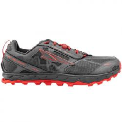 Altra Lone Peak 4 Trail Shoes Gray/orange 13.0