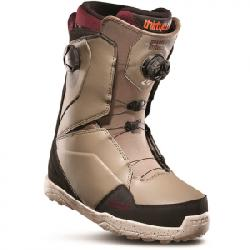 ThirtyTwo Lashed Double BOA Bradshaw Snowboard Boot Olive/black 10.5
