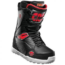ThirtyTwo Lashed Crab Grab Boots Black/red/white 11.5