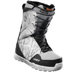 ThirtyTwo Lashed Melancon Snowboard Boot - Women's Grey/black/white
