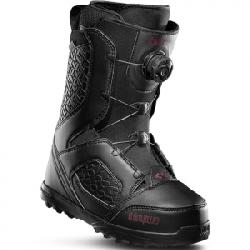 ThirtyTwo STW Boa Boot - Women's Black 10.0