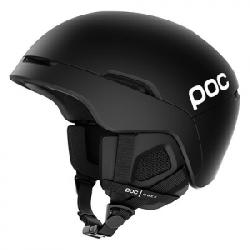 POC Obex SPIN Communication Helmet Uranium Black Md/lg