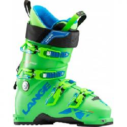 Lange XT Free 130 Ski Boots Green 25.5