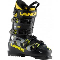Lange RX 120 Ski Boot Black/yellow 28.5