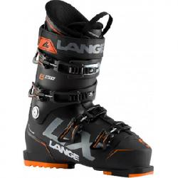 Lange LX 130 Ski Boots Black/orange 29.5