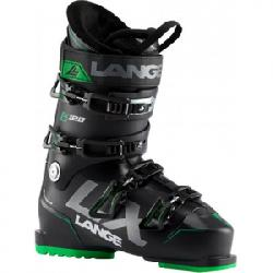 Lange LX 100 Ski Boots Black Deep Blue/green 28.5