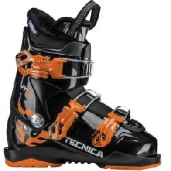 Tecnica JT 3 Ski Boot - Kid's Black 25.5