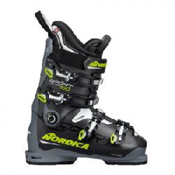 Nordica Sportmachine 100 Ski Boot Anthracite/yellow/white 28.5