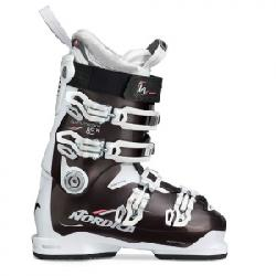 Nordica Sportmachine 85 Boot - Women's Pearl Black/white/pink 23.5