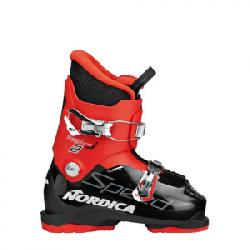 Nordica Speedmachine J2 Boot - Kid's Black/red 23.5
