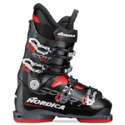 Nordica Sportmachine 80 Ski Boots Black/anthracite/red 28.5