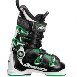 Nordica Speedmachine 120 Ski Boot Black/white/green 28.5