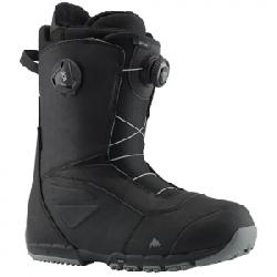 Burton Ruler Boa Snowboard Boot - Men's Black 10.0