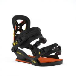 Union Cadet Pro Binding - Kid's Orange Camo Md