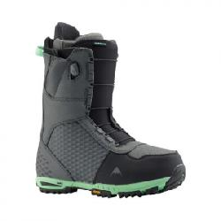 Burton Imperial Snowboard Boots Gray/green 10.5