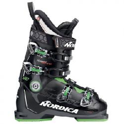 Nordica Speedmachine 90 Ski Boot Black/anthracite/green 28.5