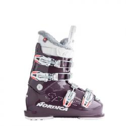 Nordica Speedmachine Team JR - Girl's Purple/white 24.5