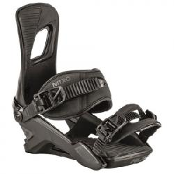 Nitro Rambler Snowboard Binding Ultra Black Lg