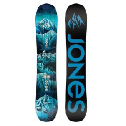 Jones Frontier Snowboard Blue 161w