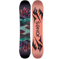 Jones Twin Sister Snowboard - Women's Pink 146