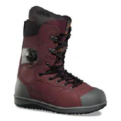 Vans Implant Pro Snowboard Boot Burgundy/grey 9.5