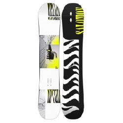Salomon Villain Snowboard N/a 155