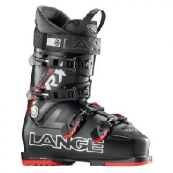 Lange RX 100 Ski Boots Black/red 28.5