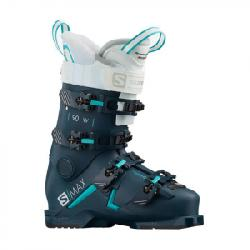 Salomon S/Max 90 Ski Boot - Women's Petrol Blue/scuba 23/23.5