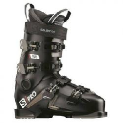 Salomon S/Pro 100 Ski Boot Black/belluga 26/26.5