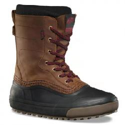 Vans Standard Zip MTE Snow Boot Brown/black 10.0