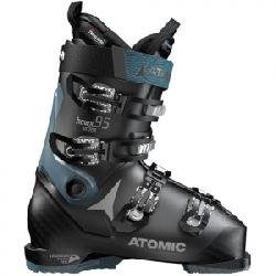Atomic Hawx Prime 95 Ski Boots - Women's Black/denim Blue 25.0/25.5