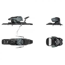 Salomon Warden 11 Ski Bindings Silver/black 100mm