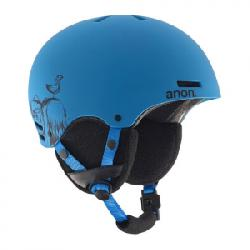 Anon Rime Helmet - Youth Sulley Blue L\x