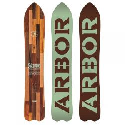 Arbor Cosa Nostra Snowboard 2017