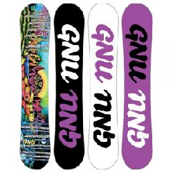 GNU Ladies Choice Asym C2 Snowboard - Women's 2018