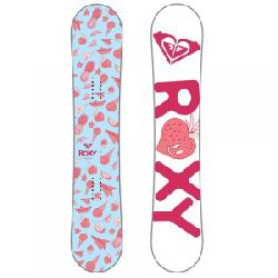 Roxy Inspire Banana Snowboard - Girls' 2018