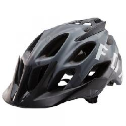 Fox Flux Camo Bike Helmet