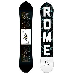 Rome Agent RK1 Snowboard 2019