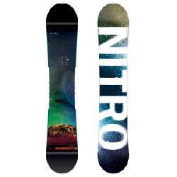 Nitro Team Exposure Gullwing Snowboard 2019