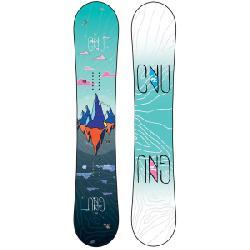 Women's GNU Asym Velvet C2 Snowboard 2020