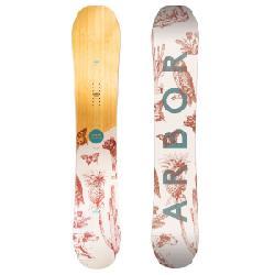 Women's Arbor Swoon Rocker Snowboard 2019