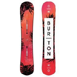 Women's Burton Hideaway Snowboard 2019